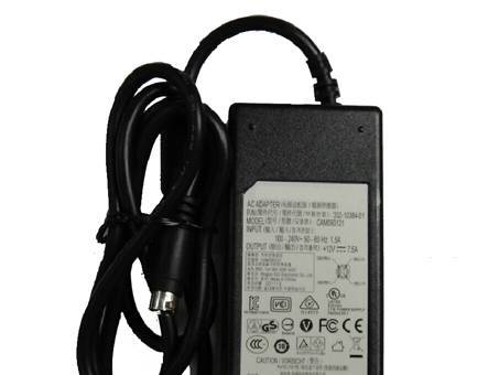 AC Power Adapter DPS-90FB A 12V 7.5A U1000EA 4-PIN DIN Fits LI SHIN 0219B1280 CAM090121