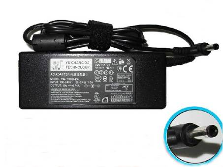 HP   COMPAQ MINI AC ADAPTER 19V 2.05A 40W CHARGER