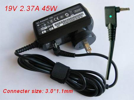New 19V 2.37A Power Charger AC Adapter for ASUS Zenbook UX21 UX21E UX31 UX31E 45W