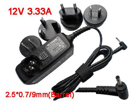 samsung tablet XE700T1C   XE500T1C adapter 12V 3.33A ac power charger A12-040N1A