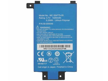Batería para AMAZIN 58-000049