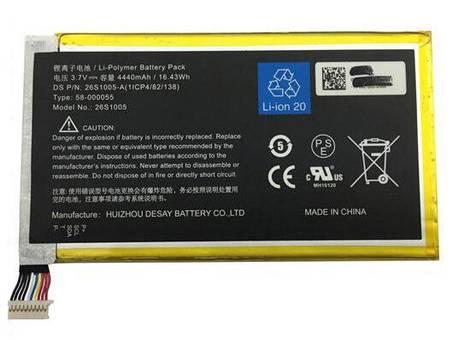 Batería para AMAZON 58-000055