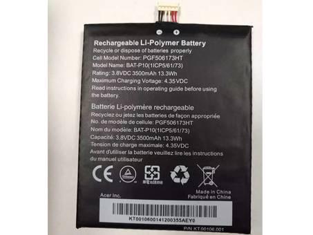 Batería para ACER BAT-P10