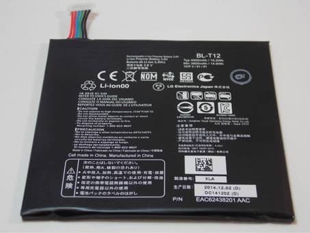 Batería para LG BL-T12