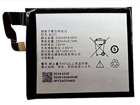 Batería para LENOVO BL231