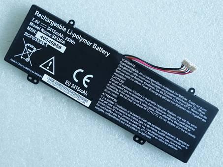 Batería para BPSKODA BP-SKODA