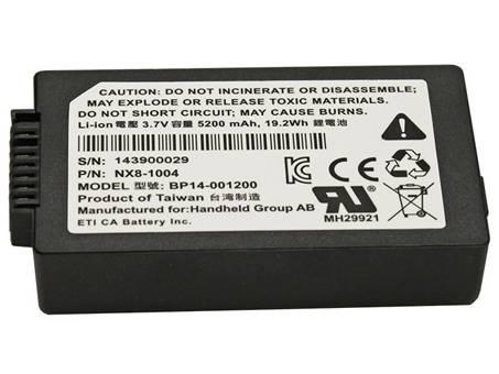 Batería para NAUTIZ BP14-001200