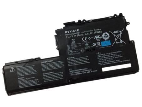 Batería para MSI BTY-S1E