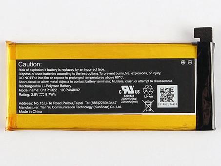 Batería para ASUS C11P1322