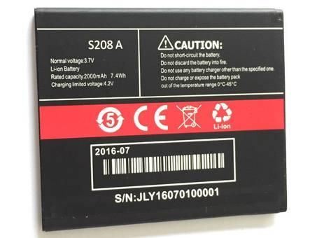 Batería para CUBOT S208A
