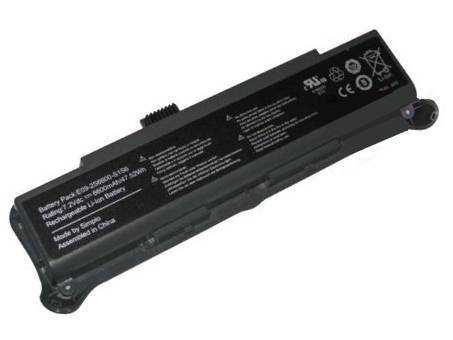 Nuevo batería UNIWILL E09-2S6600-S1S6 - Uniwill E09 Series
