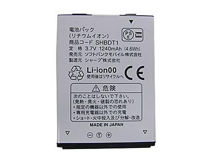 Batería para SHARP EA-BL28