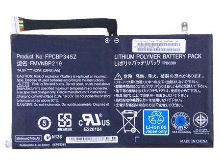 Batería para FUJITSU FMVNBP219