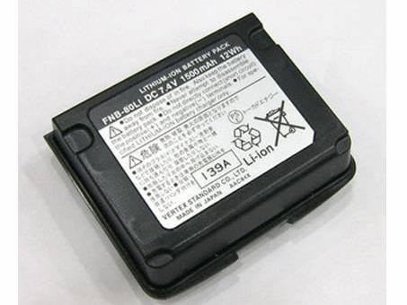 Batería para YAESU FNB-58