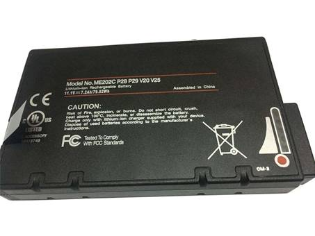 Batería para GETAC BP-LP2900