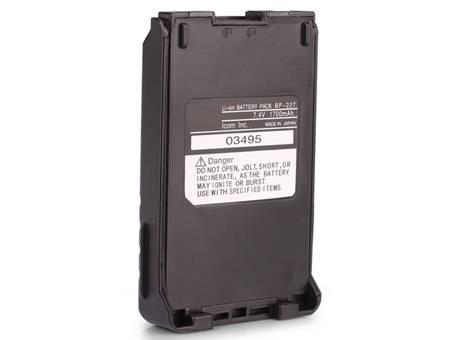 Batería para ICOM BP-227