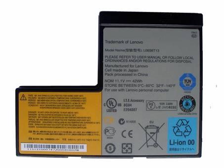Batería para LENOVO L08S6T13