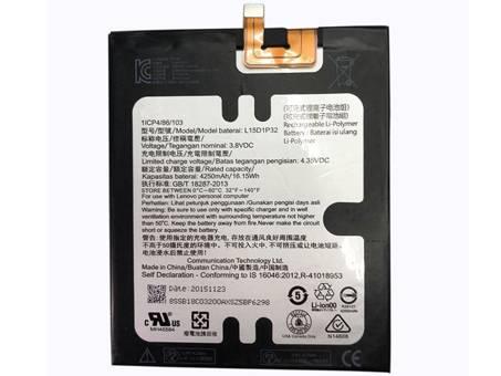 Batería para LENOVO L15D1P32