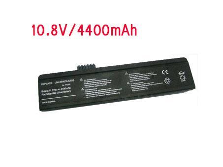 Nuevo batería FUJITSU 3S4400-G1L3-04 - Fujitsu Siemens Amilo Pi 2512, Pi 2515