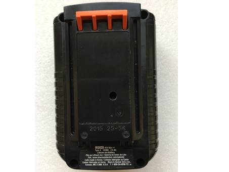 Batería para BLACK_DECKER LBX2040