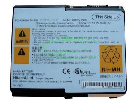 Batería para HITACHI PC-AB6300