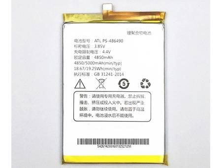Batería para ASUS PS-486490