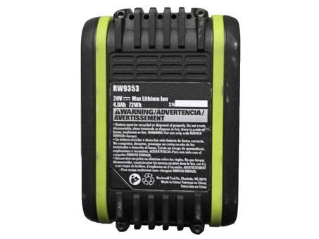 Batería para RICKWELL RW9353