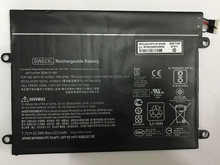Batería para HP SW02XL