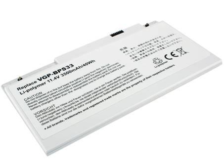 Batería para SONY VGP-BPS33